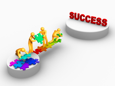 are you successful Practice makes perfect